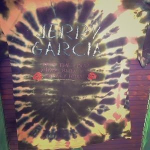 Vintage collectible Jerry Garcia  T-shirt